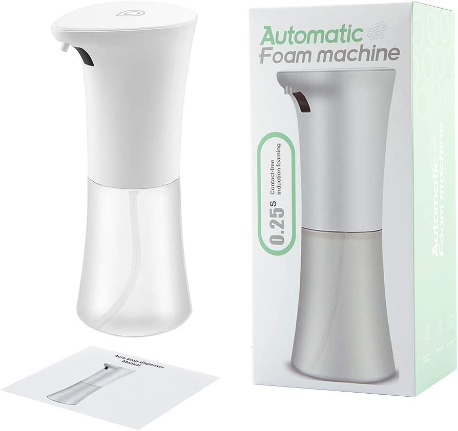 Automatic Touchless Foam Soap Dispenser