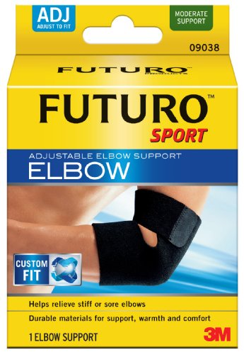 FUTURO Elbow Support, Adjustable, 1 ea