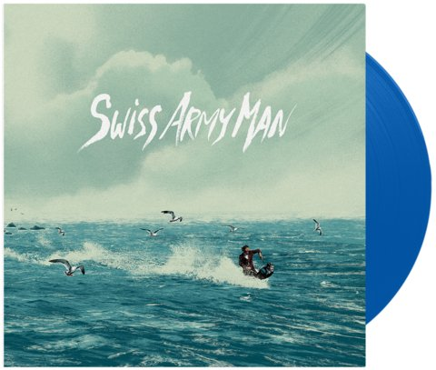 OFFICIAL Swiss Army Man Collector's Edition Vinyl