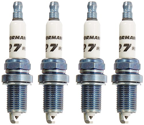 MSD Ignition 37254 Spark Plug, 4 Pack (7IR5Y) by MSD Ignition