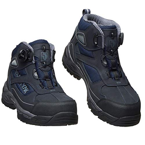 4c8714112ac0 BLACKYAK YAK-66D - Boa Closure System Steel Composite Toe Non Anti Slip Oil  Resistant Safety Water Proof Construction Working Comfortable Lightweight  Combat ...