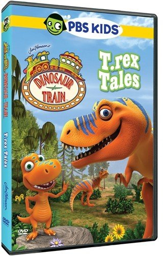 Kids Rex Com (Dinosaur Train: T.rex Tales)