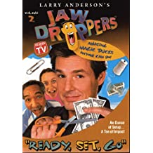 "Larry Anderson's Jaw Droppers Volume 2 ""Ready, Set, Go"""