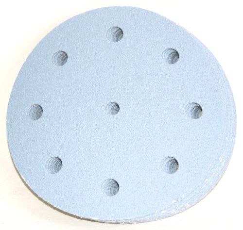 Festool 497146 P60 Grit, Granat Abrasives, Pack of 10 by Festool
