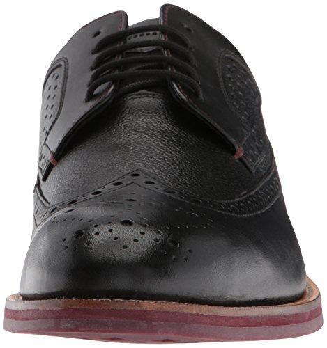 Oxford Deelani Leather Mens Baker Ted Ted Mens Baker Deelani Mens Oxford Ted Black Leather Baker Black Deelani Azx6q
