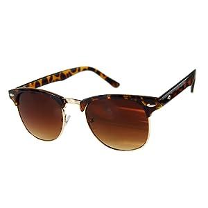 6a10e422340fb LUFA Semi-Rimless Demi cadre UV400 lunettes de soleil surdimensionnées
