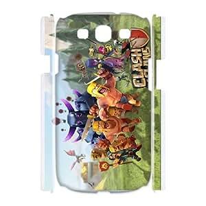 Clash of Clans case generic DIY For Samsung Galaxy S3 I9300 MM9U992360