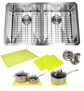 Amazon.com: Teka Alba 80 B-TG granito fregadero de cocina ...