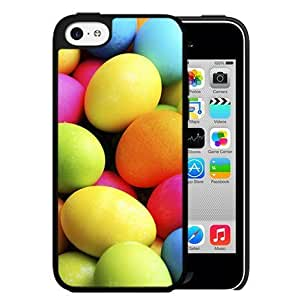 MMZ DIY PHONE CASEColorful Easter Eggs Hard Snap On cell Phone Case Cover ipod touch 5