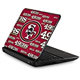 Skinit NFL San Francisco 49ers Inspiron 15R - N5110 Skin - San Francisco 49ers Blast Design - Ultra Thin, Lightweight Vinyl Decal Protection