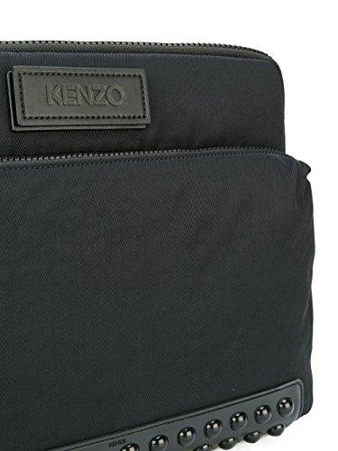 KENZO HOMME F755PM800F4099 NOIR POLYAMIDE POCHETTE