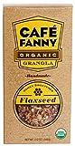 Cafe Fanny Granola Organic Granola Flaxseed