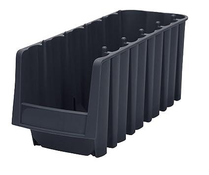 Akro Mils 30778 Economy Stacking Nesting Plastic Storage Bin, 17 7/8