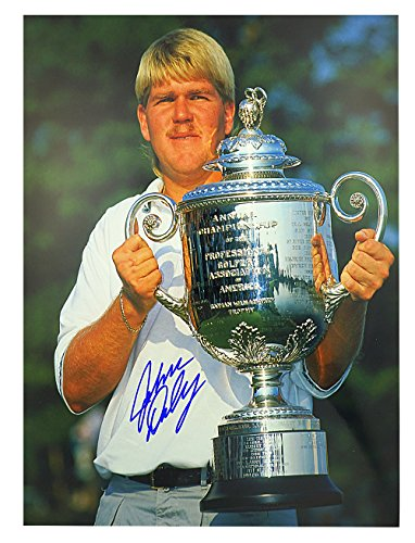 John Daly Autographed Golf - 5