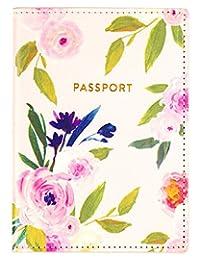 Eccolo Women's Midnight Garden Passport Case