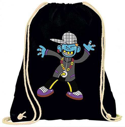 Turnbeutel Junge Cartoon Charakter Comic Comic Figuren Tanz Tanzen