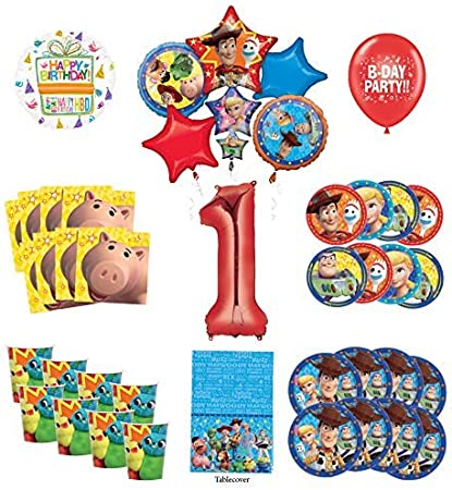 ~ Birthday Party Supplies Serviettes TOY STORY Buzz Lightyear LUNCH NAPKINS 16