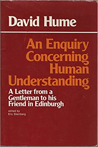 An Enquiry Concerning Human Understanding: A Letter from a Gentleman to His Friend in Edinburgh, David Hume