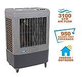 Hessaire MC37M Portable Evaporative Cooler, 3100