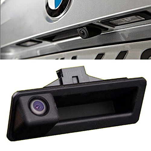 Trunk Handle Vehicle-Specific Camera Integrated into Case Handle Rear View Camera for 5 Series M5/3 Series M3/X1/X3/X5/X6/E39/E53/E90/E60/E70/E83