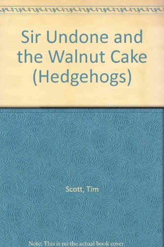 Scotts Cakes Walnut - Sir Undone and the Walnut Cake (Hedgehogs)