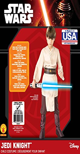 Rubies Star Wars Classic Child's Deluxe Jedi Knight Costume, Small - http://coolthings.us