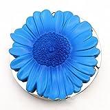 Kyпить Purse Hook, Sunflower Foldable Handbag Purse Hanger Hook Holder for Tables,(Blue) на Amazon.com