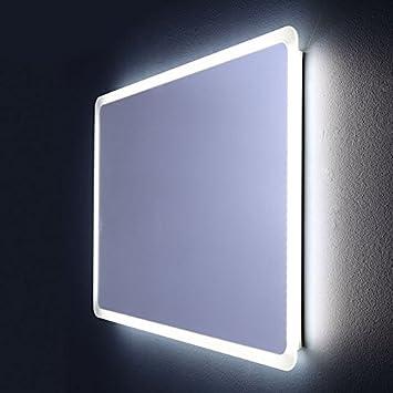 mirror 60 x 90. backlit mirror 60 x 90 cm model dallas