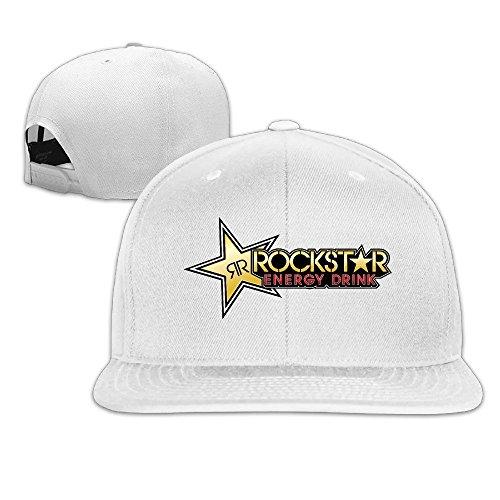 cool-rockstar-adjustable-baseball-cap-8-colors-white