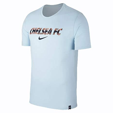 fd883834 Image Unavailable. Image not available for. Color: NIKE 2018-2019 Chelsea Dry  Pre Season Tee ...