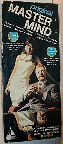 """Vintage Original Mastermind 1972 """" Game of the Year!"""" by Invicta"""