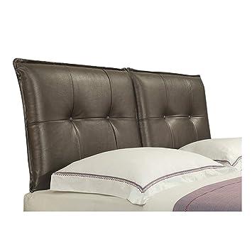 Amazon.com: LIQICAI - Cojín tapizado para cabecero de cama ...