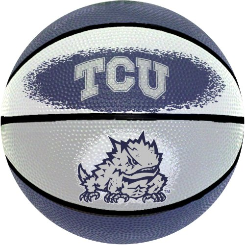 (NCAA TCU Horned Frogs Mini Basketball, 7-Inches)
