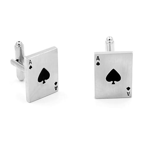 Amazon.com: Gemelos de Ace of Spades juego de cartas Gemelos ...