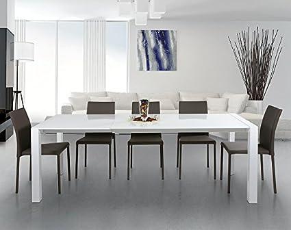Abitare Giovane Tavoli Moderni Linea Astral/Glass - tavoli ...