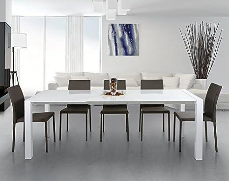 Abitare giovane tavoli moderni linea astral glass tavoli per