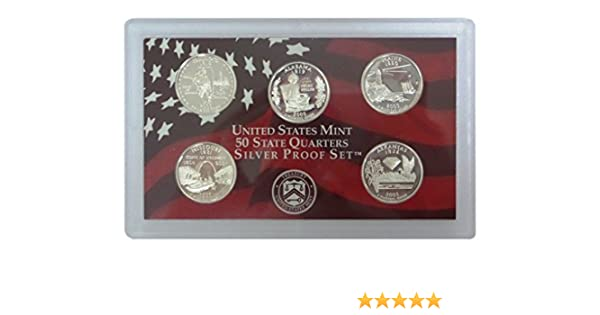 to  2006 S Proof United States Mint Sets Lot Box /& COA 8 complete set 1999