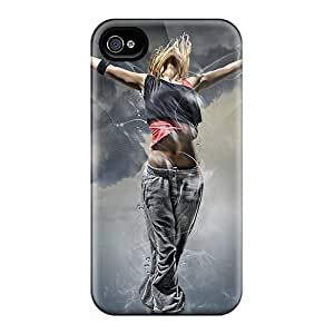 dance Girl Super Strong cell phone shells Scratch-proof Protection Cases Covers Ultra iphone6 iphone 6