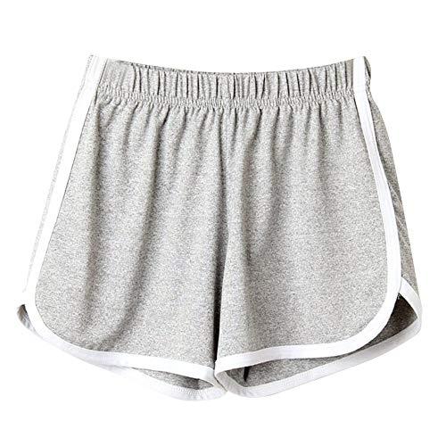 (Women Club Rainbow Print Sport Elastic Sexy Short Pants Bandage Shorts)