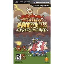 Fat Princess: Fistful of Cake - Sony PSP