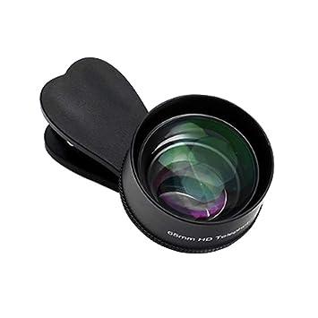 Shinxima - Cámara para móvil 5 en 1 (HD, efectos especiales, lente ...