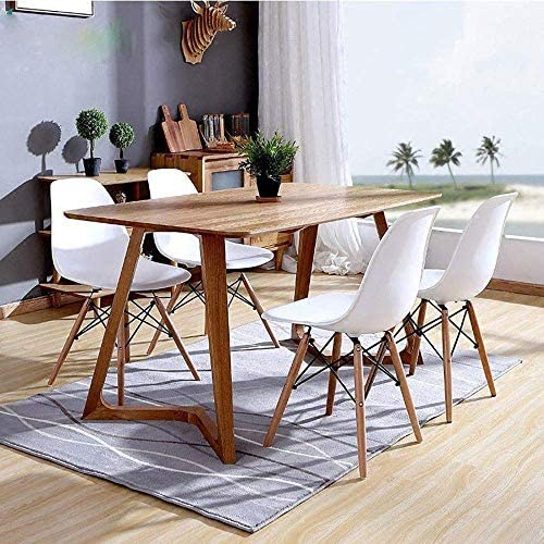 YEEFY Modern Style Dining Chairs Mid Century Dining Room Chair