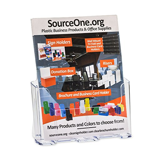 Source Premium Universal Brochure Magazine