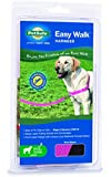PetSafe/Premier Easy Walk HARNESS Simple Easy to Use Dogs PINK MEDIUM