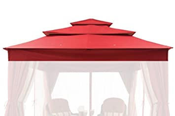 Replacement Canopy for Better Homes u0026 Gardens Archer Ridge 3-Tier 12u0027 x 10  sc 1 st  Amazon.com & Amazon.com : Replacement Canopy for Better Homes u0026 Gardens Archer ...
