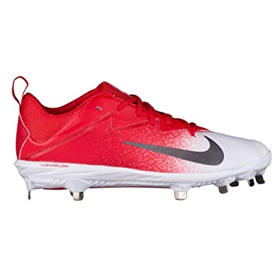brand new 641e9 cfe3f Nike Men s Lunar Vapor Ultrafly Pro Metal Baseball Cleats Shoe