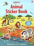 Animal Sticker Book (Usborne Sticker Books)