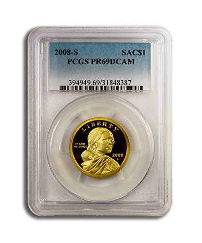 2008 S Sacagawea Native American Proof Dollar PR-69 PCGS