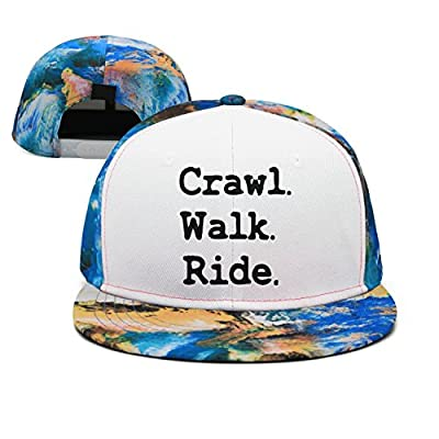 Youth Crawl Walk Ride Mesh Football Caps Black from Bikini bag