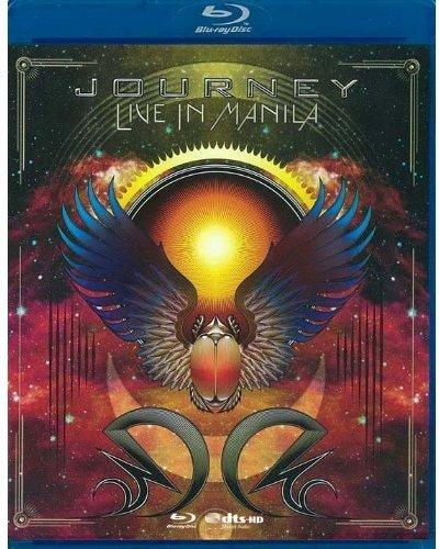 Journey - Live in Manila (Blu-ray)